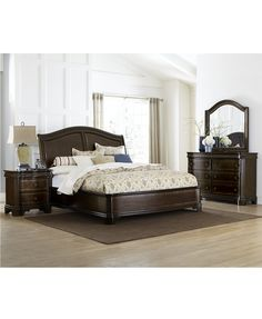 delmont bedroom furniture collection only at macys furniture macys - Macys Bedroom Furniture