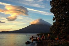 isla ometepe lake nicaragua - probably my favorite place on earth :)