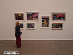 Sparsha Ausstellung im Kunstmuseum BOTOWN