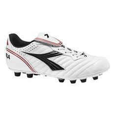 SALE - Mens Diadora Scudetto LT Soccer Cleats White - BUY Now ONLY $56.95