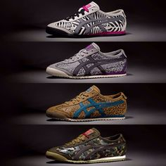 e7063c765c6 Onitsuka tiger animalier pack AW LAB exclusive edition