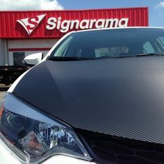Hot Trends in Vehicle Graphics: Partial accent wraps
