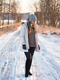 winter outfit http://monasdailystyle.fitfashion.fi/2016/01/28/sun-snow/