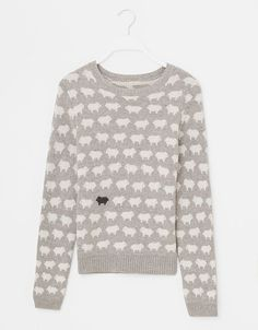 Black sheep sweater