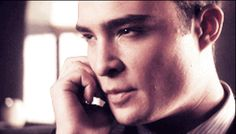 Let's not forget how he talked on the phone. | It's Time To Give Chuck Bass All The Recognition He Deserves