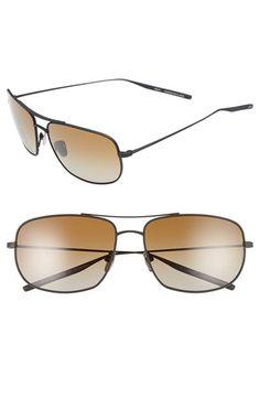 SALT 'Tompkins' 60mm Polarized Sunglasses