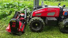PTH Hymog - remote controlled tractor