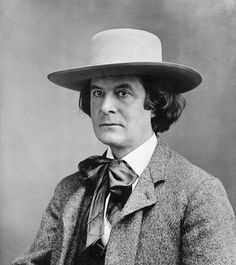 Elbert Hubbard 1856-1915 brought Arts and Crafts to the US. Much inspired by the work of Morris and the English designers. He set up shop in East Aurora New York. His Roycroft Press was originally established to produce his own books.
