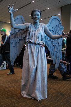 Weeping Angel, via Flickr.
