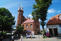 Ustka lighthouse, Poland