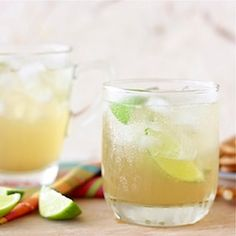 Homemade Spicy Ginger Ale  http://blog.seasonwithspice.com
