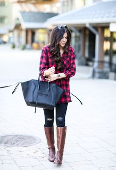 Ecstasy Models — FALL MUST-HAVE.. OVERSIZED PLAID [[MORE]]...