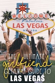Vegas is the ultimate girls' destination any time of year. Growing up in Southern California, I've been there more times than I can count. Whether you visit in the summer, or over New Year's Eve like I recently did, there's so much to see and do in Sin City. Here's the ultimate girlfriend getaway guide to Las Vegas!