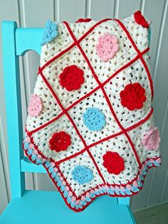It is good in the eyes   Crochet - Crafts - Lifestyle: blankets