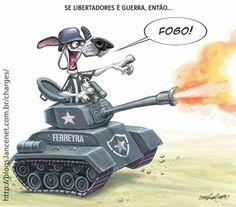 Blog do Felipaodf: De novo, El Tanque nos salvou