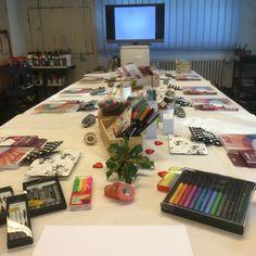 Workshop Bullet Journaling für Jugendliche #workshop #bulletjournaling #bern #pens #goodiebag