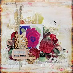 Riikka Kovasin - Paperiliitin: Roses are red...