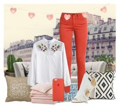 """""""Daily Style #13"""" by raiseethesizzler ❤ liked on Polyvore featuring Alexandre Birman, Apple, John Lewis and Lexington"""