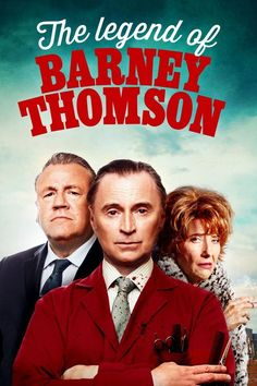 The Legend Of Barney Thomson Robert Carlyle