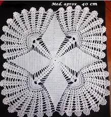 Resultado de imagen para tapetes tejidas a crochet