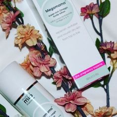 Megamama for our megamamas! Strengthen, nourish and pamper dry skin that has been give, give, giving in every way