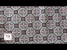 Rugs, Stitches, Home Decor, Youtube, Dots, Punto De Cruz, Farmhouse Rugs, Stitching, Decoration Home