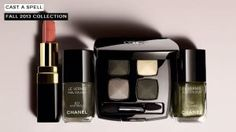 Chanel Fall 2013 Makeup Collection Superstition