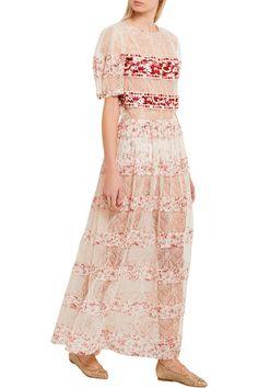 Etro   Floral-print cotton shorts   NET-A-PORTER.COM