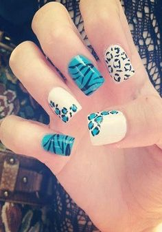 Cute Nail Designs Tumblr | short acrylic nail designs tumblr