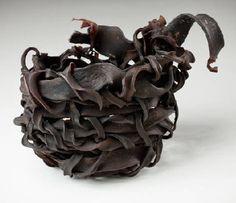 Contemporary Basketry: Kelp by Verna Nichols