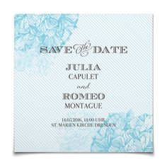 Save the Date Florence in Eisvogel - Postkarte quadratisch #Hochzeit #Hochzeitskarten #SaveTheDate #elegant https://www.goldbek.de/hochzeit/hochzeitskarten/save-the-date/save-the-date-florence?color=eisvogel&design=4361c&utm_campaign=autoproducts