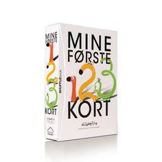 Mine Første 123 Kort | Alfabetika Cover, Tips, Books, Livros, Libros, Book, Blanket, Book Illustrations, Libri