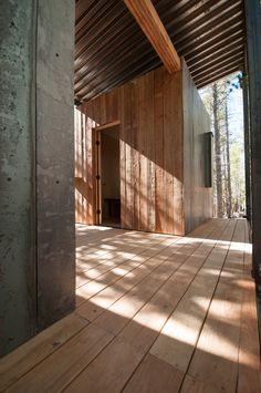 Gallery of Colorado Outward Bound Micro Cabins / University of Colorado Denver - 6