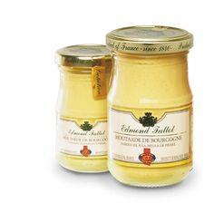 La Moutarde en Bourgogne | Fallot