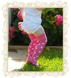 $9.95 Lolly Legs Tights Pink