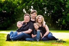 How to Get Awesome Family Photos