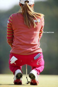 女子プロゴルファーの筋肉美・2 の画像|東京コレクションのphotoブログ