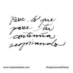 Pase lo que pase tu continúa respirando.  #InspirahcionesDiarias por @CandiaRaquel  Inspirah mueve y crea la realidad que deseas vivir en:  http://ift.tt/1LPkaRs