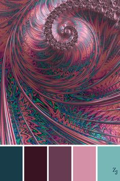 ZJ Colour Palette 390 #colourpalette #colourinspiration