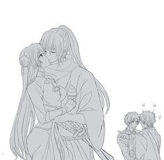 Kagura x Sougo