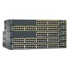 Cisco WS-C2960S-24TD-L Catalyst 24 Port Switch