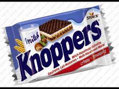 Herkesin sevdiği gofret Knoppers Çikolata Limanı'nda