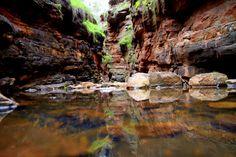 Alligator Gorge - The Narrows