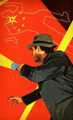 Tavis Coburn - Chinese Detective
