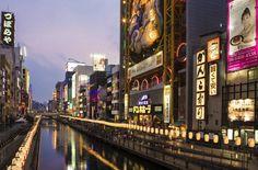 3º lugar - Osaka, Japão