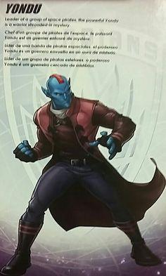 Yondu - Guardians of the Galaxy  ...°°