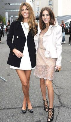 FASHION FRIDAY: GIRL CRUSH- OLIVIA PALERMO
