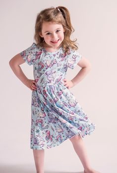 9def53d63d4e4 Under the Sea Cuties Hugs Collection Dress – Charlies Project - Leggings  for a Cause Under