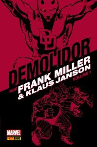 demolidor frank miller volume 1