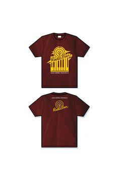 t-shirt Radiobar logo remake